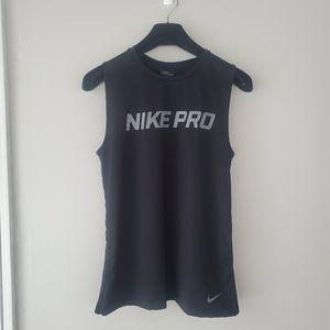 NIKE PRO sleeveless workout top